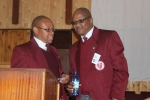 19th Episcopal District:    First Orangia Conference Sons of Allen Convention (OCSoA), held at Mount Horeb AME Church in