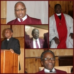 19th Episcopal District: PEs at the #OCSOA Rev S.S. Maboe; Heilbron, Rev G.M. Ramatong; Goldfields, Rev  L.L. Mokoena; T