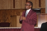 19th Episcopal SOA President, visited us during the Convention in Thabong, he shared with us why maroon colour; SONS OF