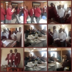 19th Episcopal District: Bloemfontein Chapter Convention, Men in Christ being robbed
