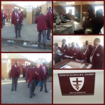 19th Episcopal District: Power hour held @Boikhucho Old Age home, our Chaplain Bro Platijies gave us the word from 'can