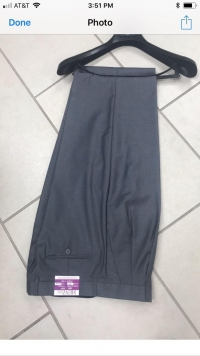 SOA Grey Dress Pants