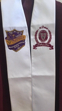 Hall of Fame Scarf