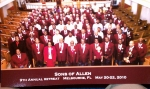Sons of Allen Retreat in Melbourne, Fla.  2010